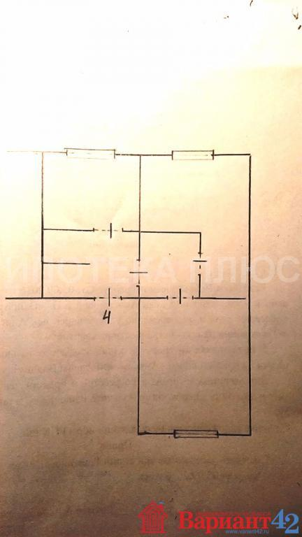 2к квартира на продажу, сидорово, ул. совхозная, 24, 40.4 м, 2 2 эт. объявления 193650