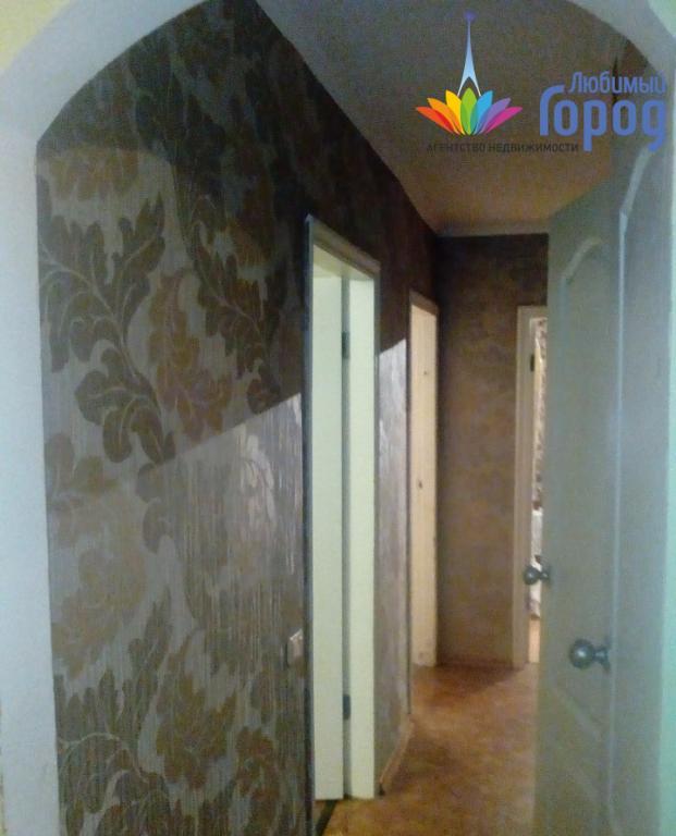 Тёплая и светлая квартира в кузнецком районе установлены счетчики воды и электричества, на кухне окно пвх