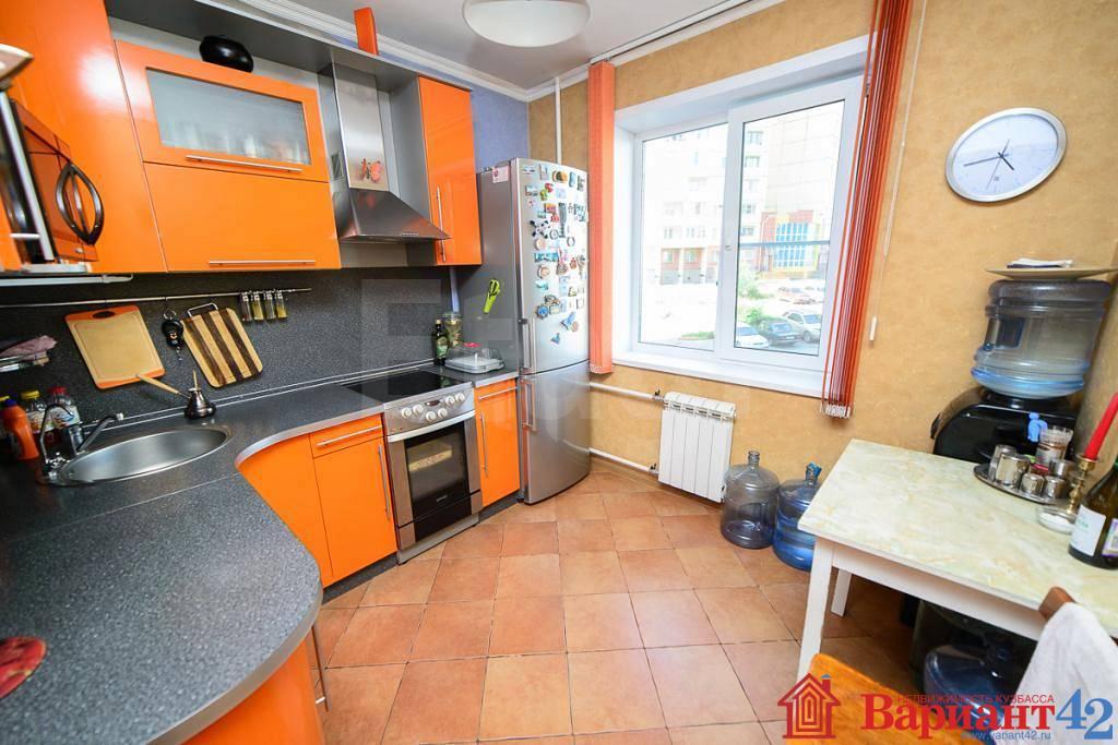 3к квартира на продажу, новокузнецк, ул. рокоссовского, 27, 65 м, 2 10 эт. объявления 227403