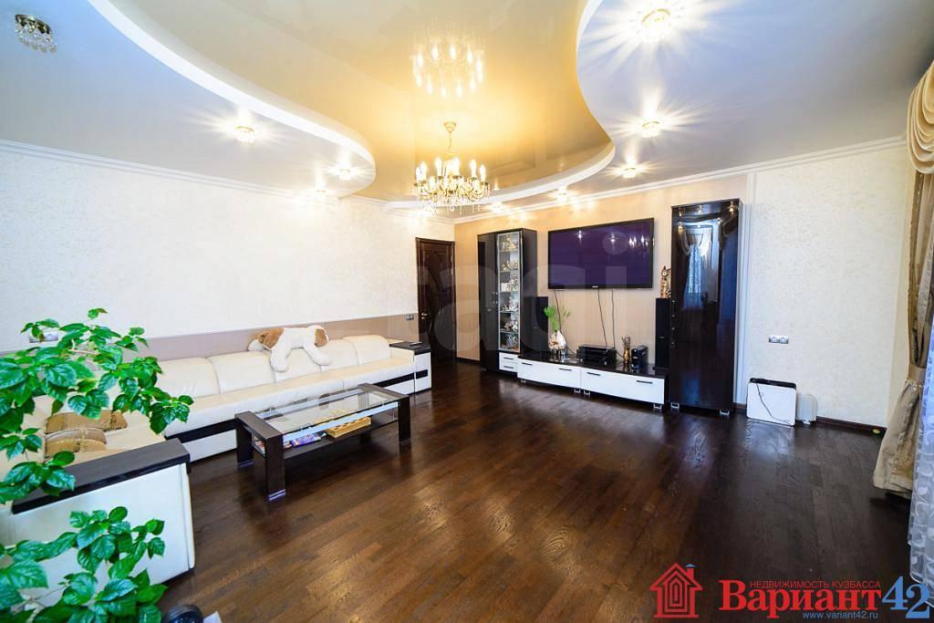 3к квартира на продажу, новокузнецк, ул. пионерский, 23, 130 м, 2 7 эт. объявления 227736