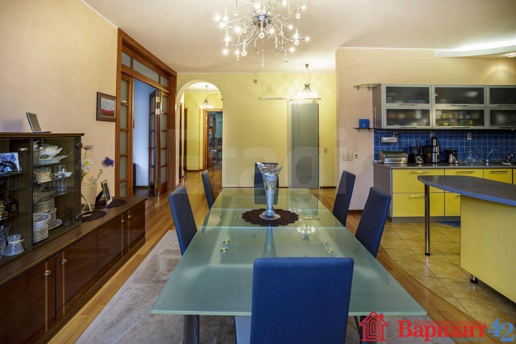 4к квартира на продажу, новокузнецк, ул. ермакова, 5, 120 м, 4 9 эт. объявления 227771