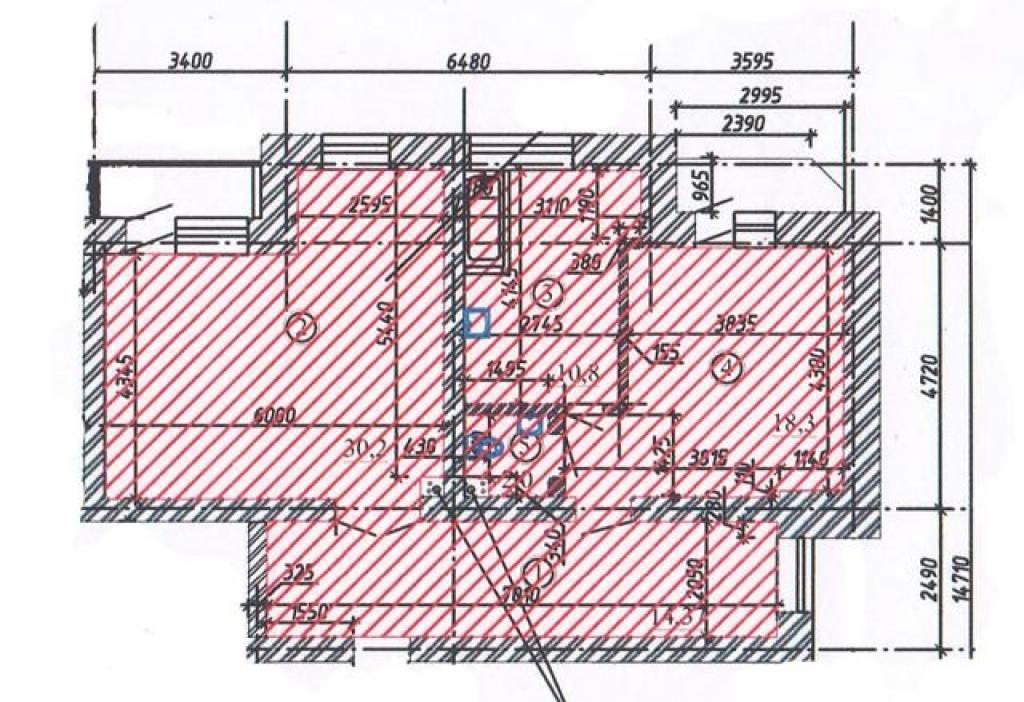 2к квартира на продажу, новокузнецк, ул. павловского, 7, 80 м, 8 9 эт. объявления 288563