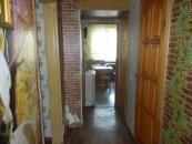 Коридор.Напротив кухня ,справа двери в анну и туалет.