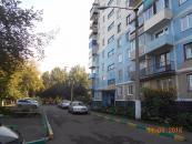 Двор ул.Новоселов,дом 39.