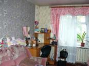 Спальня с отдельным входом.