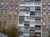 Вид на дом с ул. Кирова.